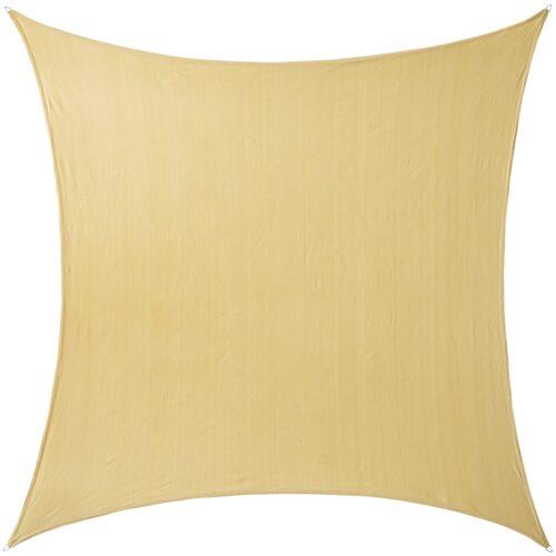 KONIFERA Sonnensegel Viereck 400x500cm natur beige B20361929 UVP 39,99€ | 9468792884