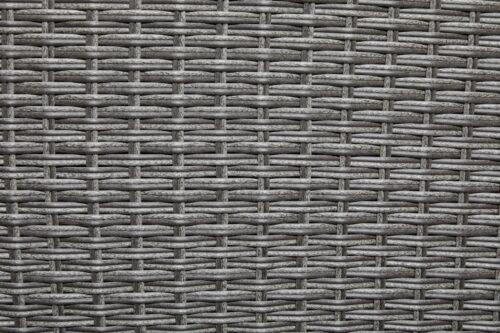 KONIFERA Gartenmöbelstuhl Brisbane 1 Stuhl/Sessel Rückenlehne verstellbar Aluminium Polyrattan B96198603S | 96198603 6