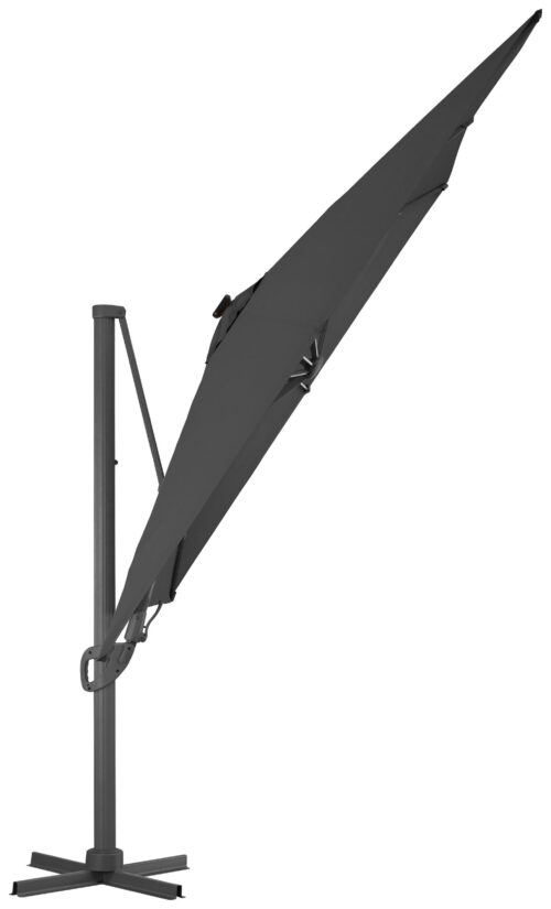 garten gut Ampelschirm Roma de luxe LxB:400x300cm Solarbetriebener LED Beleuchtung B96843855 UVP 499,99€ | 96843855 2