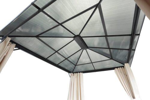 KONIFERA Pavillon Aruba mit 4 Seitenteilen BxT:300x400cm B97101336 UVP 629,99€   97101336 4