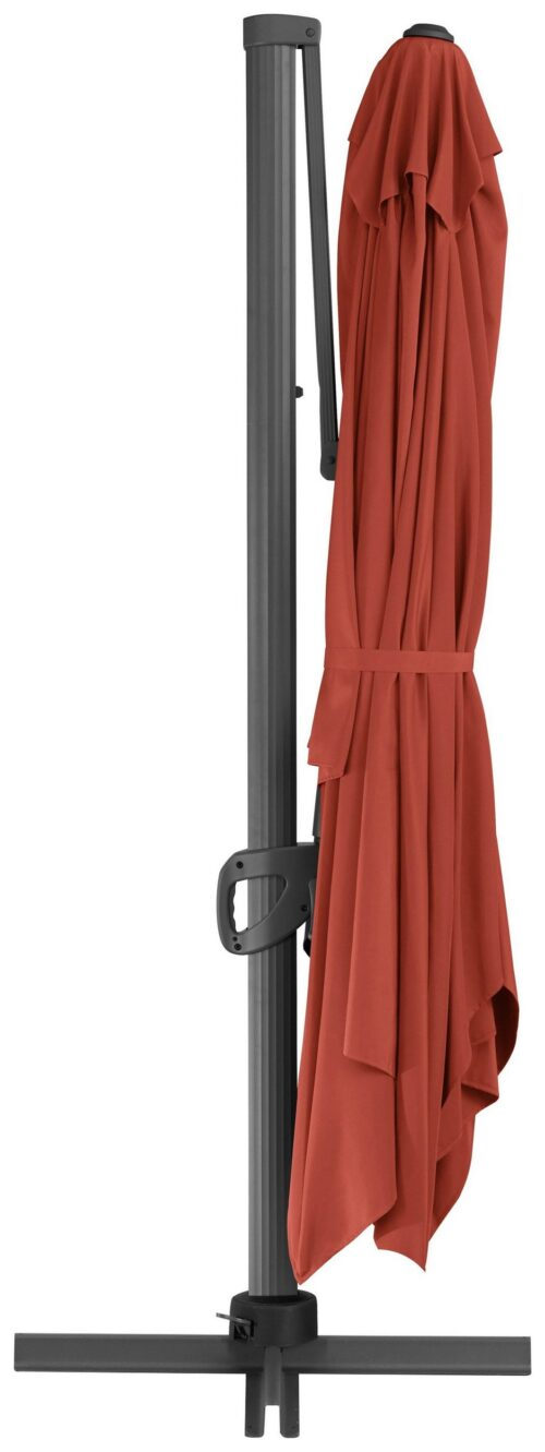 garten gut Sonnenschirm Big Roma LxB: 400x300cm ohne Schirmständer B98561615 UVP 399,99€   98561615 3