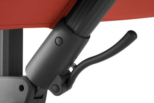 garten gut Sonnenschirm Big Roma LxB: 400x300cm ohne Schirmständer B98561615 UVP 399,99€   98561615 7jpg