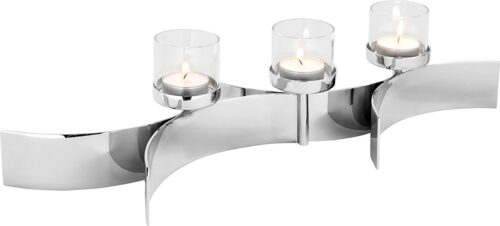 Fink Kerzenständer MELODY 3-flammig B99019538 UVP 89,91€ | 99019538 1