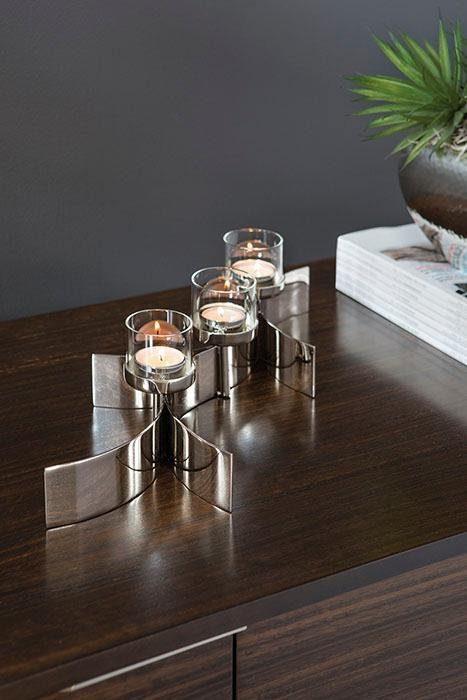 Fink Kerzenständer MELODY 3-flammig B99019538 UVP 89,91€ | 99019538 3