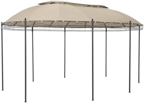 KONIFERA Ersatzdach für Pavillon Oval BxL:350x500cm B99062848 UVP 89,99€   99062848 2