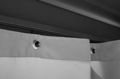 KONIFERA Seitenteile für Pavillon Barbados 300x300cm 4 Stück B99235543 UVP 79,99€ | 99235543 5