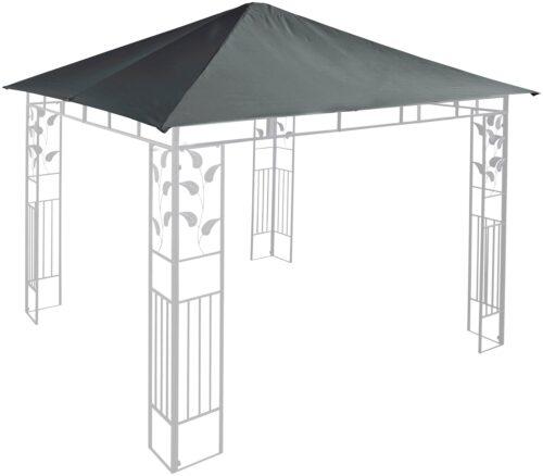 KONIFERA Ersatzdach für Pavillon Salina 2 300x300cm anthrazit B99435440 UVP 69,99€ | 99435440 1