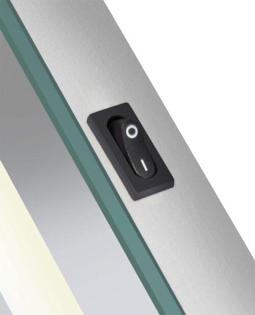 welltime Badspiegel Miami« LED-Spiegel Badezimmer-Spiegel Breite 45cm B99580132 ehemalige UVP 179,99€ | 99580132 3