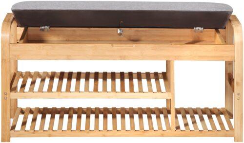 welltime Sitzbank Pacific mit Ablage Breite 100cm B99956325 UVP 119,99€ | 99956325 2