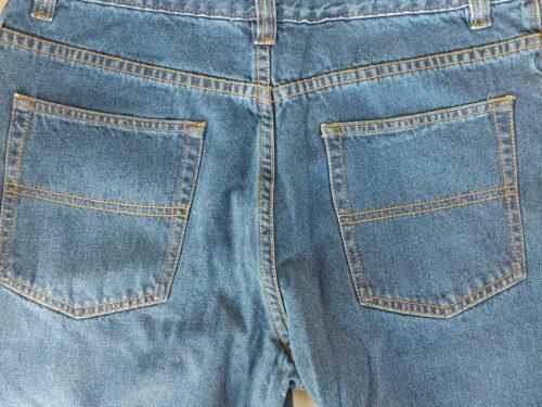 Arbeitshose Jeans 5 Pocket Jeans Gr.50 B390921 UVP 16,99€ | Hose scaled