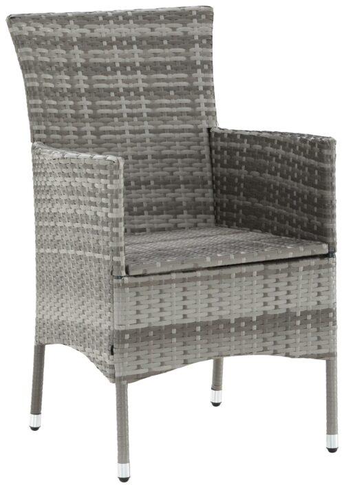 KONIFERA Gartensessel Stühle Lissabon 4 Sessel B71373000S | lis 4