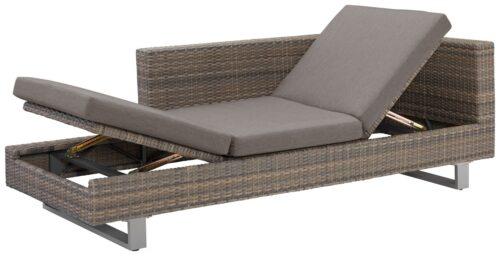 KONIFERA Loungeset Long Beach New 11-tlg. Ecklounge Tisch 108x53cm B63847613 UVP 1.099,99€ | long 5