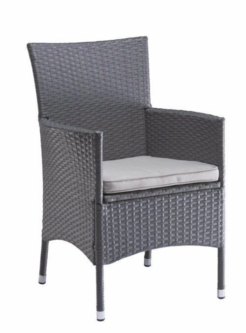 3 Stühle Gartenmöbel , Stuhl Sessel Santiago B699073OT | 3 Sthle Gartenmbel Stuhl Sessel Santiago B699073 233550760323
