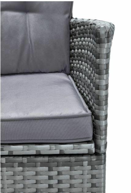 4 Stühle Stuhl Santiago New Sessel Polyrattan Ohne Rückenkissen B627421 B796248 | 4 Sthle Set Stuhl Santiago New Sessel Polyrattan Ohne Rckenkissen B627421 233168187545 4