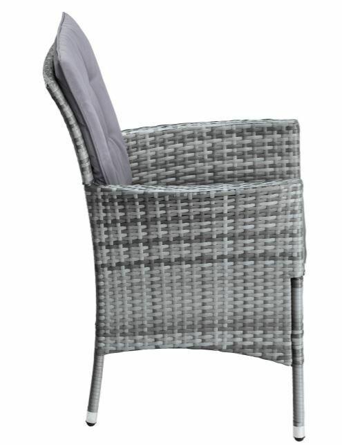 8 Stühle Set Stuhl Santiago New Sessel Polyrattan Ohne Rückenkissen!! B796248 | 8 Sthle Set Stuhl Santiago New Sessel Polyrattan Ohne Rckenkissen B796248 332927600940 3