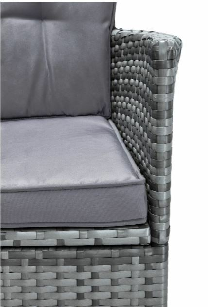 8 Stühle Set Stuhl Santiago New Sessel Polyrattan Ohne Rückenkissen!! B796248 | 8 Sthle Set Stuhl Santiago New Sessel Polyrattan Ohne Rckenkissen B796248 332927600940 4