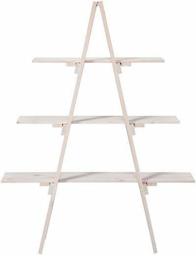 Bad Badregal aus Massivholz weiß mit 3 Ablagen B280321 ehemalig UVP 49,99€ | Bad Badregal aus Massivholz wei mit 3 Ablagen UVP 4999 B280321 332233996869 2