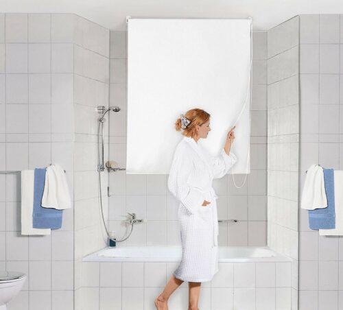 KLEINE WOLKE Bad Duschrollo weiß B416211 ehemalige UVP 49,99€ | Bad Duschrollo wei B416211 UVP 4999 333568230948