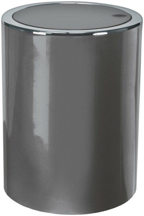Bad Kleine Wolke Schwingdeckel-Abfalleimer Clap platin B620527 ehemalig UVP 24,99€ | Bad Kleine Wolke Schwingdeckel Abfalleimer Clap platin UVP 2499 B620527 232746347091