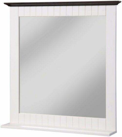 Bad Spiegel weiß/wenge Breite 64cm B402592 ehemalig UVP 69,99€ | Bad Spiegel weiwenge Breite 64 cm UVP 14999 B402592 232409074766