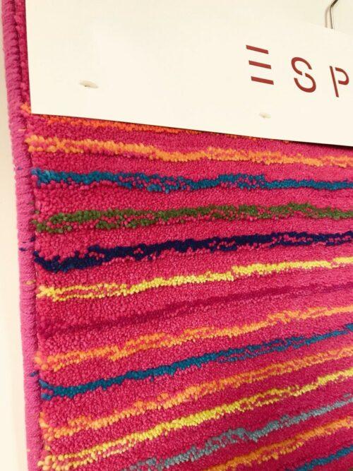 Badematte Badteppich Esprit Cool Stripes 60x100cm pink gestreift 13115 UVP 85,99€ | Badematte Badteppich Esprit Cool Stripes 60x100cm pink gestreift NEU UVP 85 333568230971 2