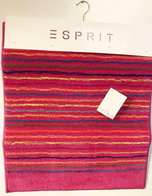 Badematte Badteppich Esprit Cool Stripes 60x100cm pink gestreift 13115 UVP 85,99€ | Badematte Badteppich Esprit Cool Stripes 60x100cm pink gestreift NEU UVP 85 333568230971