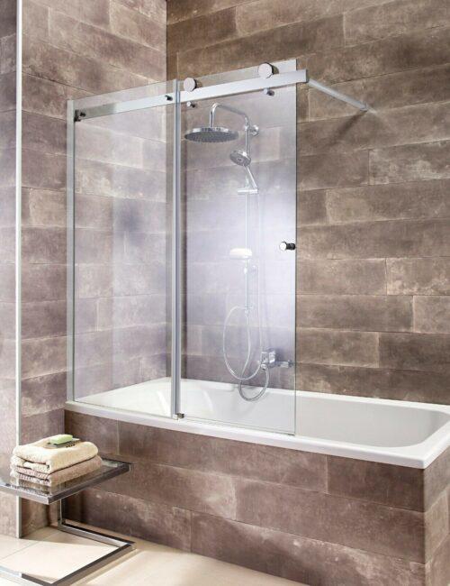 Badewannenaufsatz Mauritius mit Schiebetür B49987250 UVP 239,99€ | Badewannenaufsatz Mauritius mit Schiebetr B49987250 UVP 29999 233540674437