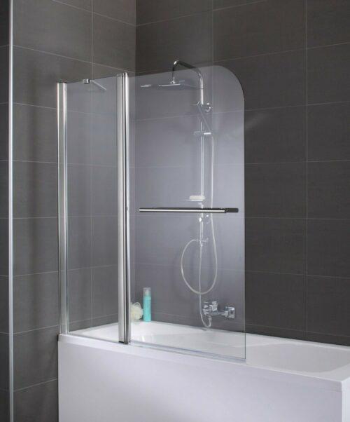 Badewannenaufsatz Spring Duschabtrennung 2-teilig B462962 UVP 199,99€ | Badewannenaufsatz Spring Duschabtrennung 2 teilig B462962 UVP 19999 233479657360 3