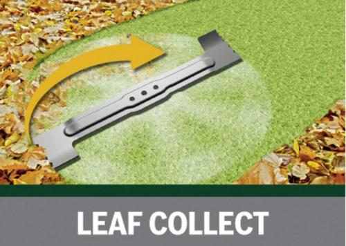 Bosch Ersatzmesser Leaf Collect für Rotak 40 | Bosch Ersatzmesser Leaf Collect fr Rotak 40 333347790235 3