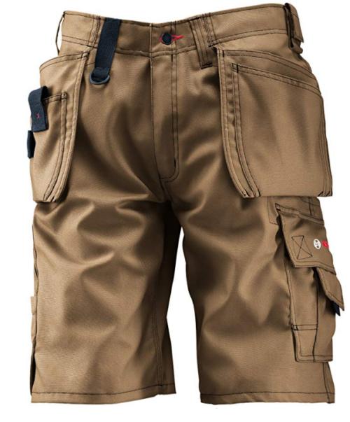 Bosch Professional Shorts WHSO Beige Hose W32 Arbeitshose Herstellergröße: C48 | Bosch Professional Shorts WHSO Beige Hose W32 Arbeitshose Herstellergre C48 333357501706