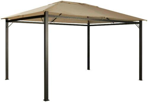 Ersatzdach für Pavillon 3x3 Alu sandfarben B236289 ehemalig UVP 89,99€ | Ersatzdach fr Pavillon 3x3 Alu sandfarben UVP 8999 B236289 232299361271