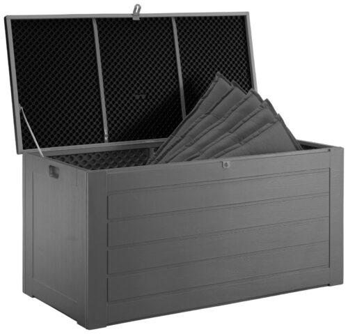 GARTENGUT Auflagenbox 109x54,7x51,3cm hellgrau B17575026 UVP 99,99€ | GARTENGUT Auflagenbox 109x547x513 cm hellgrau B16939219 UVP 6999 333412074303 3
