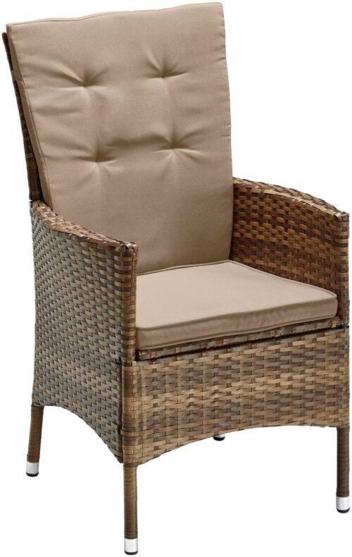 Gartenmöbelset Santiago Deluxe, 4 Sessel Stuhl Stühle  B69109835S   Gartenmbelset Santiago Deluxe 4 Sessel Stuhl Sthle B69109835 333441672362