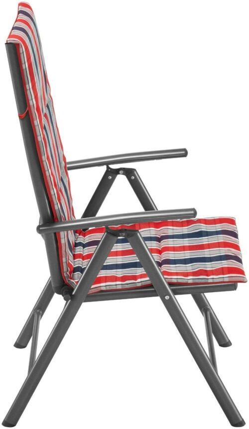 Gartenstühle 3er Set Alu/Textil Oslo verstellbar Wendeauflage B762525S UVP149,99€ | Gartensthle 3er Set AluTextil Oslo verstellbar Wendeauflage B762525 UVP14999 233060204773 3