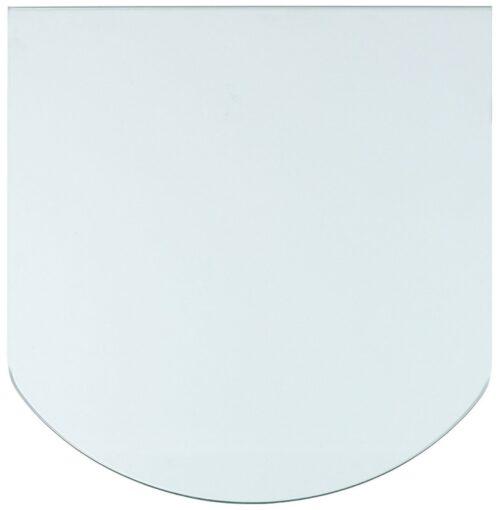 Glasbodenplatte Halbrundbogen 85x110cm zum Funkenschutz B410146 ehemalig UVP 59,99€ | Glasbodenplatte Halbrundbogen 85 x 110 cm zum Funkenschutz 410146 UVP 5999 232911663236