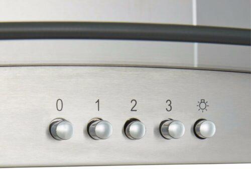 Glasschirm-Dunstabzugshaube Haube B Ware 90cm gewölbt B864262 ehemalig UVP 109,99€ | Glasschirm Dunstabzugshaube Haube in 90 cm gewlbt UVP 10999 L864262 332129470730 2