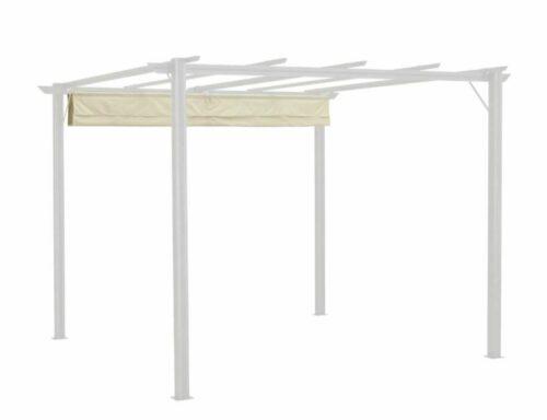 KONIFERA Ersatzdach für Pavillon Tilos BxL:300x400cm sandfarben B54486858 UVP 59,99€ | KONIFERA Ersatzdach fr Pavillon Tilos BxL 300x400 cm sandfarben B36366865 333071902821 3