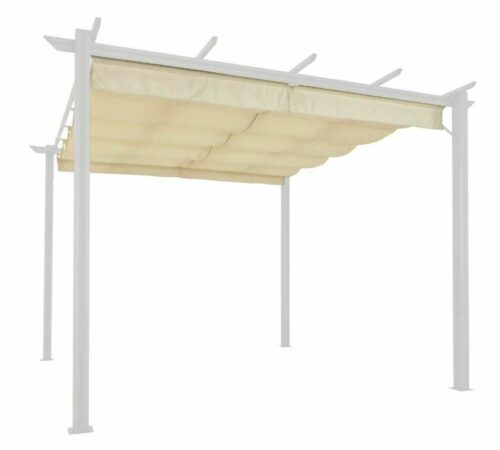 KONIFERA Ersatzdach für Pavillon Tilos BxL:300x400cm sandfarben B54486858 UVP 59,99€ | KONIFERA Ersatzdach fr Pavillon Tilos BxL 300x400 cm sandfarben B36366865 333071902821