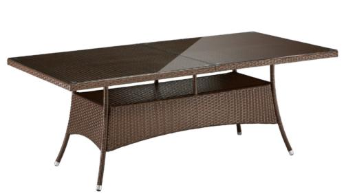 KONIFERA Gartenmöbel Gartentisch Tisch Santiago New Tisch 200x100cm B519577T | KONIFERA Gartenmbel Gartentisch Tisch Santiago New Tisch 200x100 cm B519577 333396149751