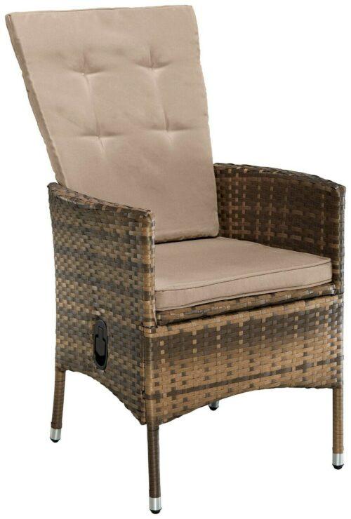 KONIFERA Gartenmöbel Santiago Deluxe 8 Sessel Polyrattan B83532065OT | KONIFERA Gartenmbel Santiago Deluxe 8 Sessel Polyrattan B83532065 333599446116