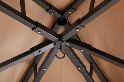 KONIFERA Grillpavillon BxL: 150x240 cm, beige B74949304 UVP 129,99 €   KONIFERA Grillpavillon BxL 150x240 cm beige B74949304 UVP 12999 233298151889 4