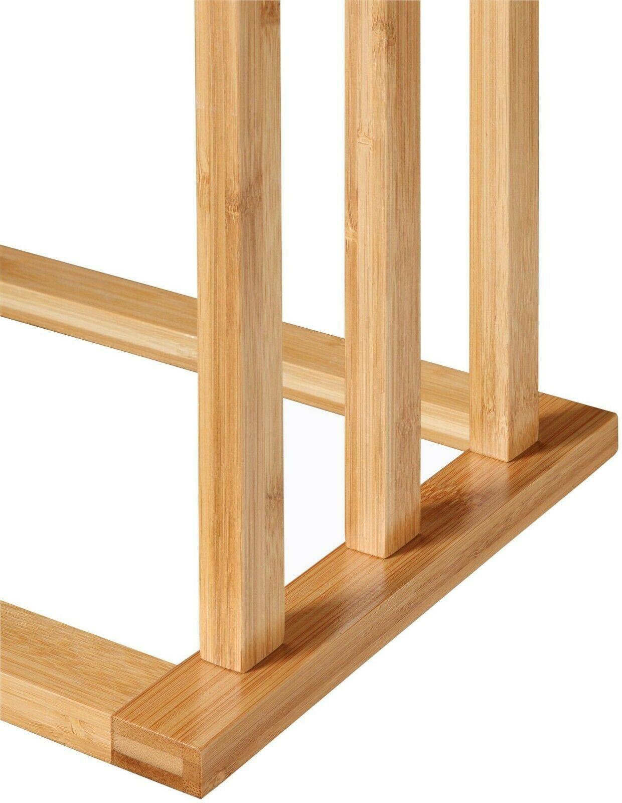 KONIFERA Handtuchhalter Bambus B UVP 39 99€