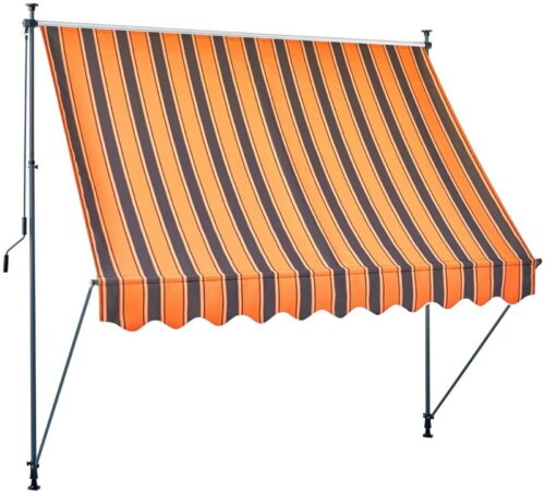 KONIFERA Klemmmarkise orange/braun, Breite: 300 cm B52916043 UVP 129,99€   KONIFERA Klemmmarkise orangebraun Breite 300 cm B52916043 UVP 12999 233182733502 3