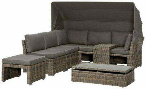 KONIFERA Loungebett Hawaii Premium A17849465 UVP 999,99€ | KONIFERA Loungebett Hawaii Premium inkl Auflagen B17849465 UVP 99999 233207710494