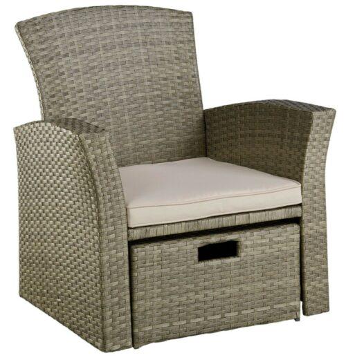 KONIFERA Loungeset Salerno Premium Gartenmöbel Polyrattan B552746 UVP 399,99 € | KONIFERA Loungeset Salerno Premium Gartenmbel Polyrattan B552746 UVP 39999 333389378516 3