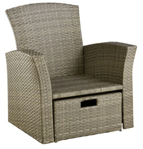 KONIFERA Loungeset Salerno Premium Gartenmöbel Polyrattan B552746 UVP 399,99 € | KONIFERA Loungeset Salerno Premium Gartenmbel Polyrattan B552746 UVP 39999 333389378516 5