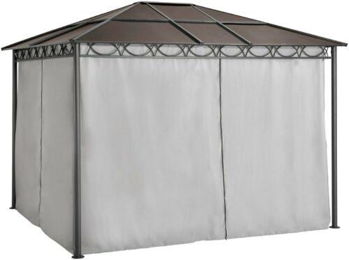 KONIFERA Pavillon mit Seitenteilen Bahama BxL:300x360cm B67710556 UVP 529,99€ | KONIFERA Pavillon mit Seitenteilen Bahama BxL300x360 cm B67710556 UVP 52999 333521029941 3