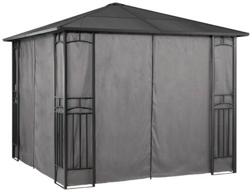 KONIFERA Seitenteilen für Pavillon Tasmanien 300x300cm B96969633ST | KONIFERA Pavillon mit Seitenteilen Tasmanien 300x300 cm B96969633 UVP 49999 333304886976 3
