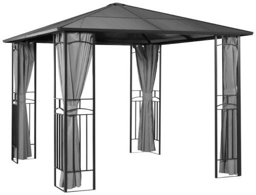 KONIFERA Seitenteilen für Pavillon Tasmanien 300x300cm B96969633ST | KONIFERA Pavillon mit Seitenteilen Tasmanien 300x300 cm B96969633 UVP 49999 333304886976