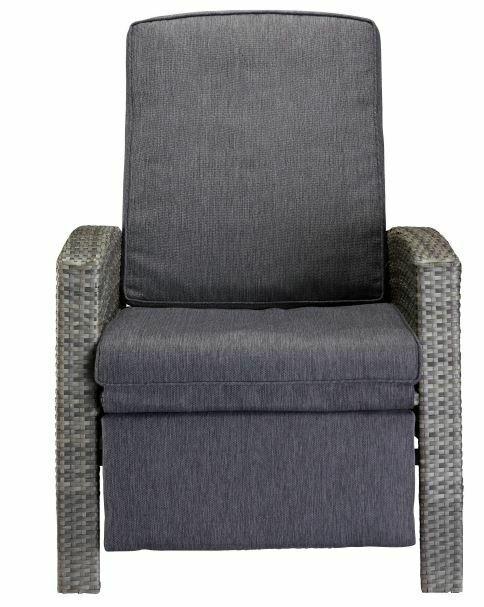 KONIFERA Relaxsessel Polyrattan verstellbar inkl. Auflagen B15065242 UVP 229,99€ | KONIFERA Relaxsessel Polyrattan verstellbar inkl Auflagen B729806 UVP 22999 333232419768 3